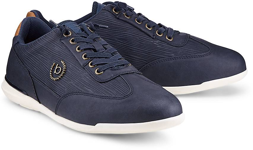 Bugatti Denim Fashion-Sneaker