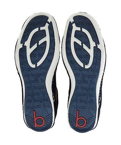 Bugatti Denim Denim Bugatti Fashion-Turnschuhe in blau-dunkel kaufen - 48221601 GÖRTZ Gute Qualität beliebte Schuhe 12032a