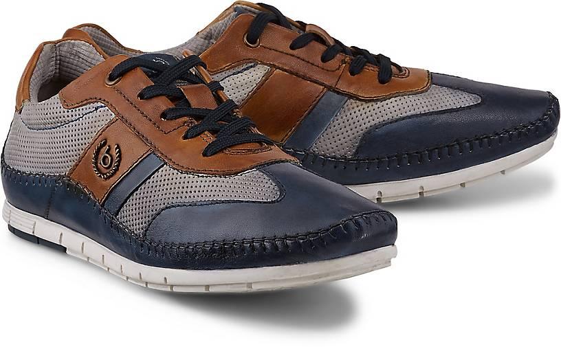 Bugatti Denim Fashion-Sneaker