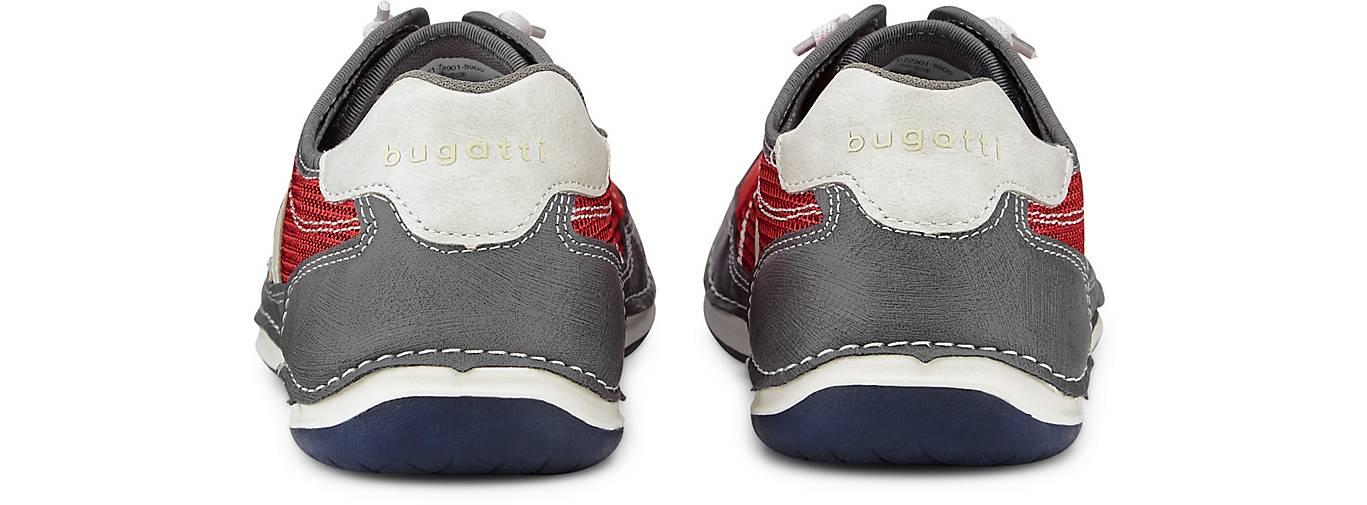 Bugatti Denim Fashion-Turnschuhe in rot kaufen - 48221302 48221302 48221302 GÖRTZ Gute Qualität beliebte Schuhe 03d78f