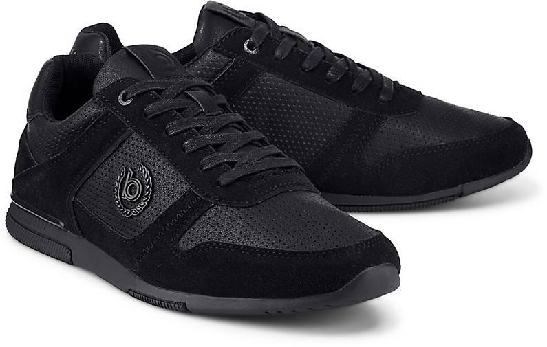 Bugatti Denim Fashion-Turnschuhe in schwarz kaufen - 48223202 GÖRTZ Gute Qualität beliebte Schuhe
