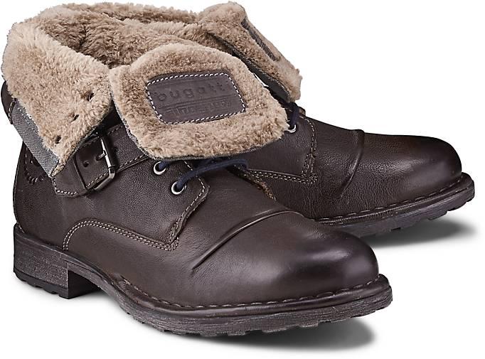 Bugatti Denim Krempel-Boots