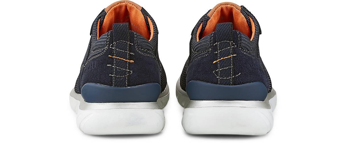 Bugatti Denim Sneaker in blau-dunkel kaufen - Qualität 46996001 | GÖRTZ Gute Qualität - beliebte Schuhe b84bc8