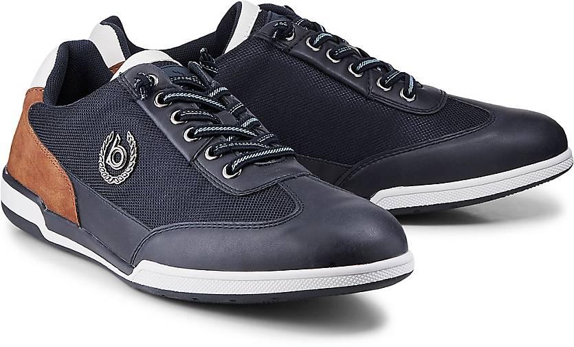 Bugatti Denim Trend-Sneaker