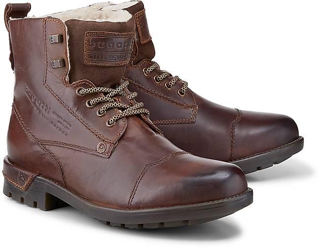 Bugatti Denim | Winter-Stiefel in braun-dunkel kaufen - 47694301 | Denim GÖRTZ Gute Qualität beliebte Schuhe 840da2