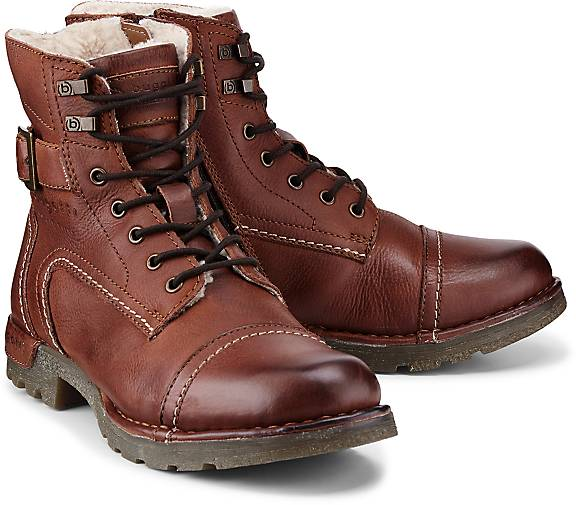 Denim Winterstiefel Kaufen Winter mittel Bugatti Braun In Boots boots QChdxtrs