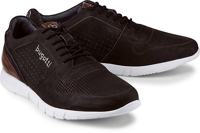 Bugatti Leder-Sneaker