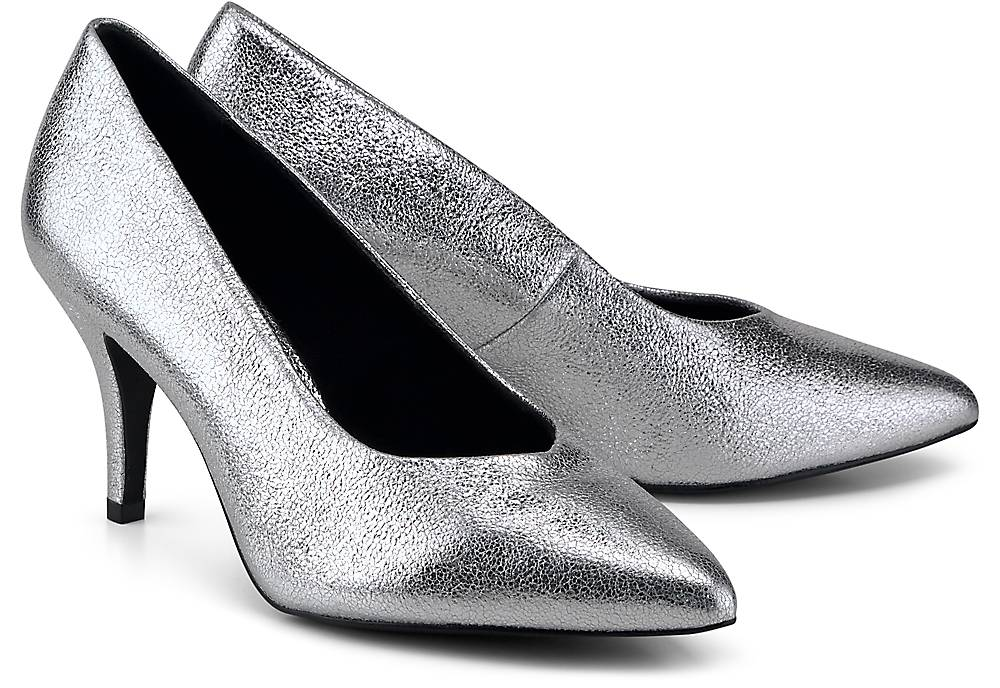 a3d0e5fa675fa Metallic Pumps von Bugatti in silber für Damen | Pumps & High Heels
