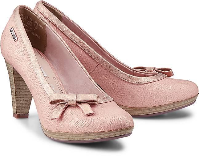 Bugatti Plateau-Pumps in rosa GÖRTZ kaufen - 46978103 | GÖRTZ rosa Gute Qualität beliebte Schuhe 30b33b
