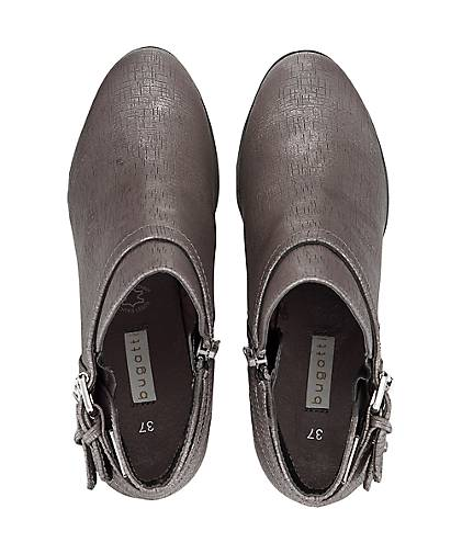 Bugatti Plateau-Stiefelette in in in taupe kaufen - 46978201 GÖRTZ Gute Qualität beliebte Schuhe 203f39
