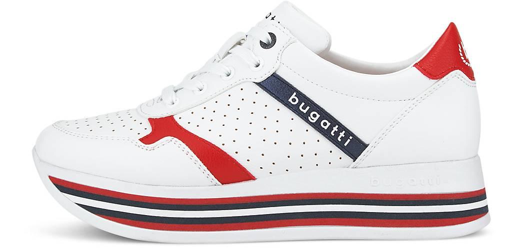 Bugatti Platform-Sneaker