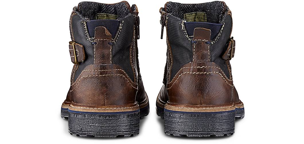 Bugatti Schnür-Boots