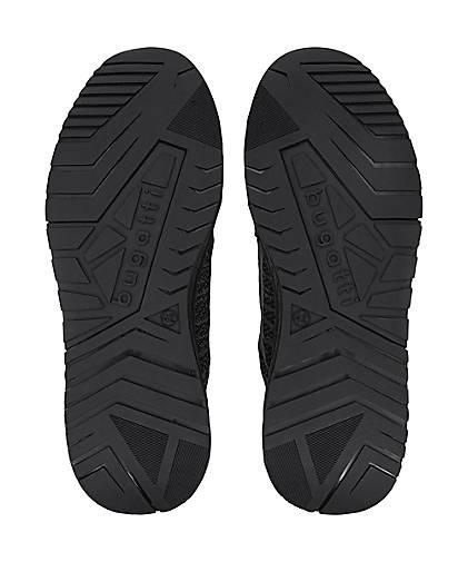 Bugatti Sport Sneaker ORBIT 47500701 in schwarz kaufen - 47500701 ORBIT   GÖRTZ Gute Qualität beliebte Schuhe 78e727