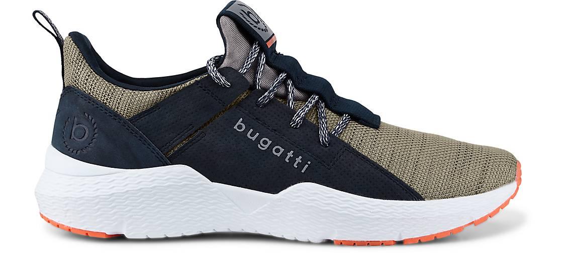 Bugatti blau-mittel Sport Trend-Turnschuhe in blau-mittel Bugatti kaufen - 48335601 GÖRTZ Gute Qualität beliebte Schuhe 6df2bc