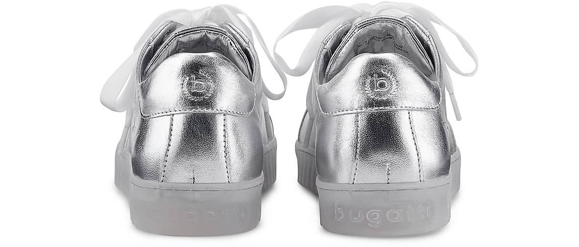 Bugatti Trend-Turnschuhe in silber kaufen - 48008801 GÖRTZ Gute Qualität Qualität Qualität beliebte Schuhe 0b7ccd