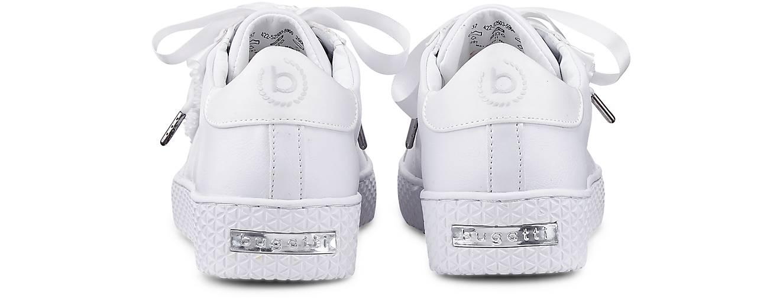Bugatti Trend-Sneaker in weiß kaufen - Gute 47481601 | GÖRTZ Gute - Qualität beliebte Schuhe c666bf