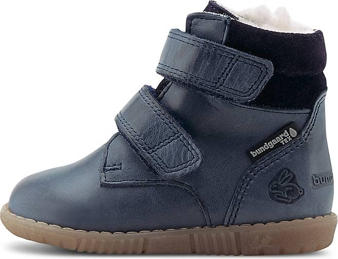 Bundgaard Klett-Boots RABBIT VELCRO - TEX