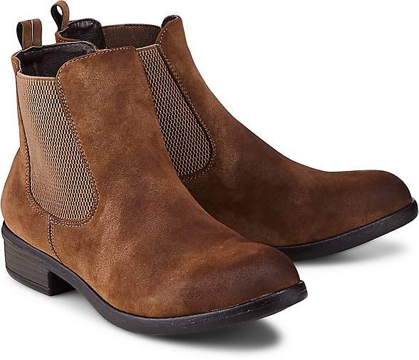 d83e95b7d30aa4 COX Chelsea-Boots in braun-mittel kaufen - 46769901