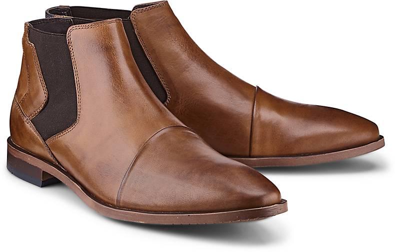 08d384c08fe66e COX Chelsea-Boots in braun-mittel kaufen - 47077801