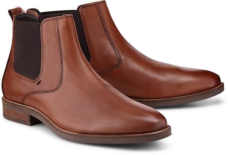 4ebc6f58501082 COX Chelsea-Boots in braun-mittel kaufen - 47814102