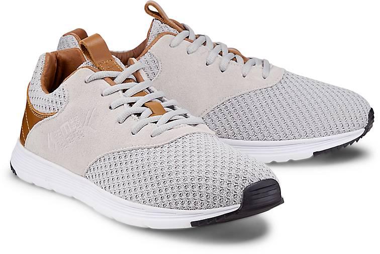 2845d40dd9d3fd COX Fashion-Sneaker in grau-hell kaufen - 47403702