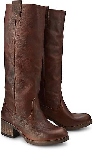 7bdb0c10a7991f COX Gaucho-Stiefel in braun-mittel kaufen - 42626103