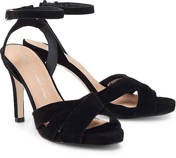 2b1edc9c7cc862 COX High-Heel-Sandalette in schwarz kaufen - 47265301