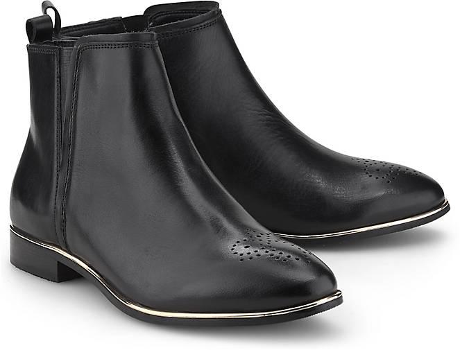 COX Leder-Boots