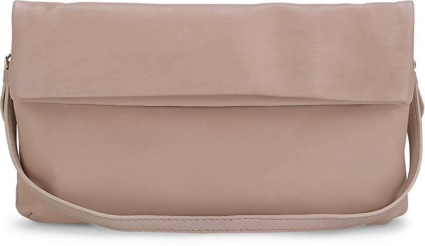 2e0dc722429f8 COX Leder-Clutch in rosa kaufen - 48434301