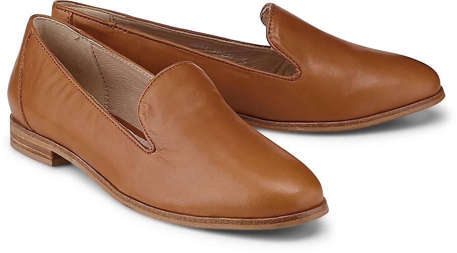 COX Leder-Loafer