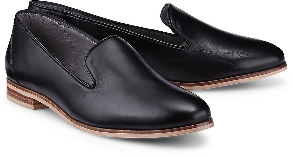 COX Leder-Loafer