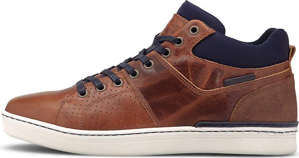COX Leder-Sneaker