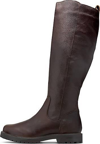 COX Leder-Stiefel