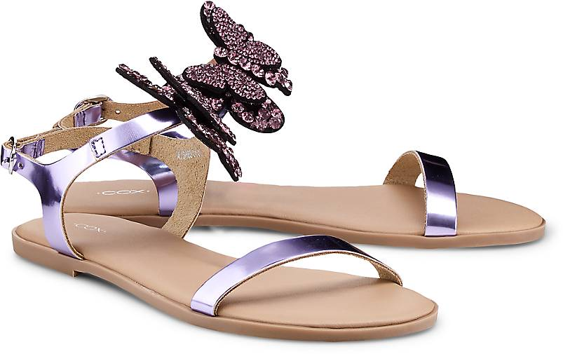 COX Metallic-Sandale