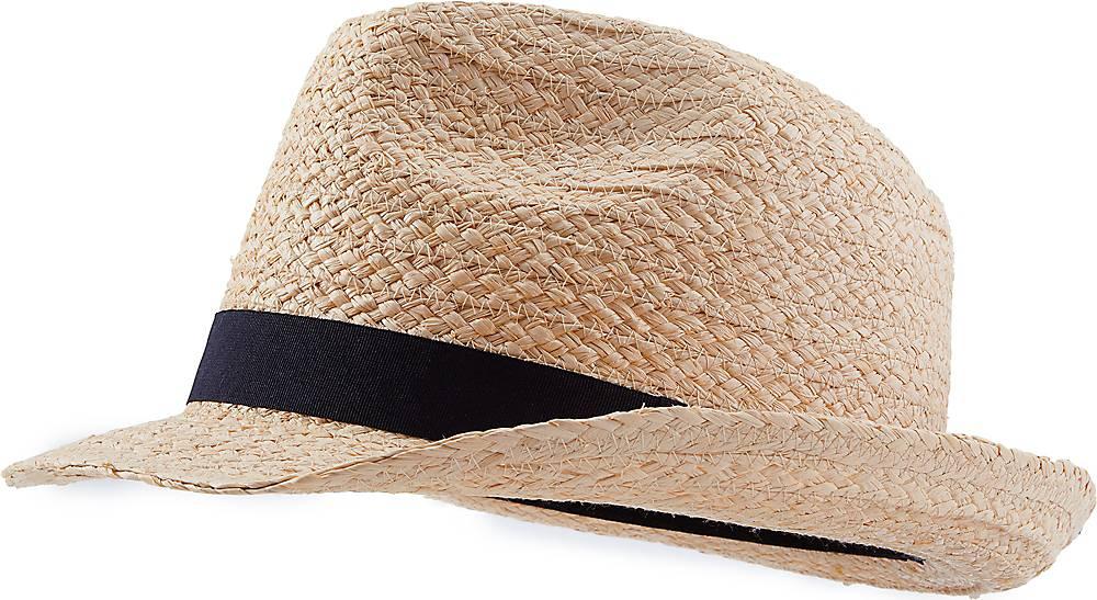 COX| Panama-Hut in beige| Mützen & Handschuhe für Damen | Accessoires > Hüte > Sonstige Hüte | COX