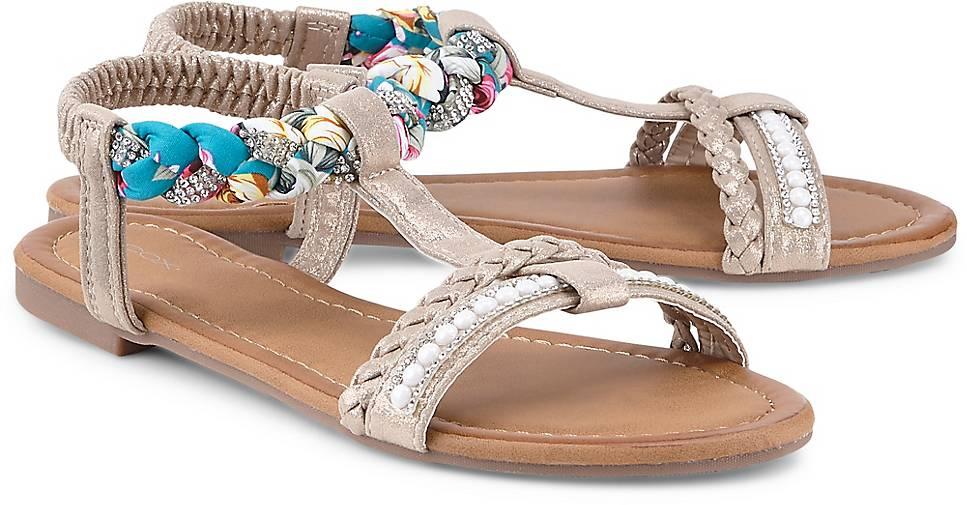 COX Perlen-Sandale