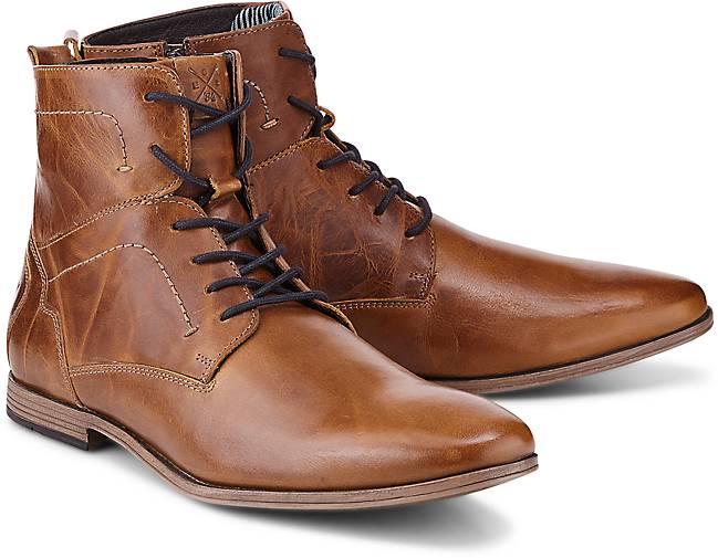 b005fce91d353c COX Schnür-Boots in braun-mittel kaufen - 46785401