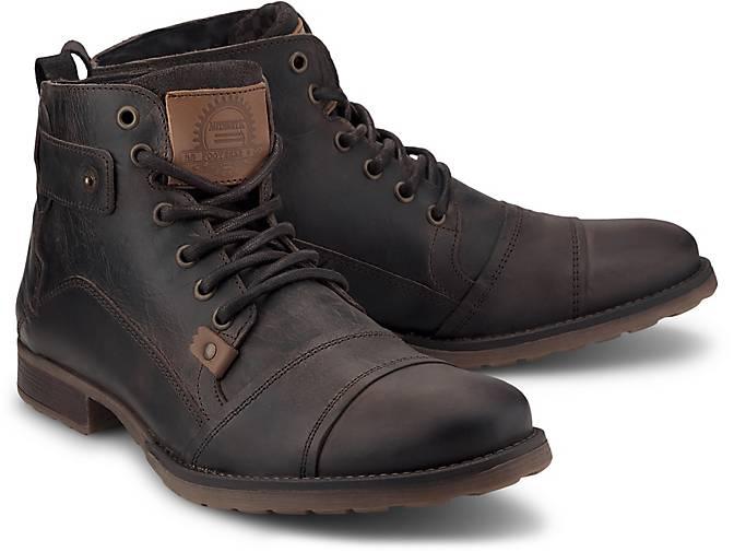 In boots Kaufen Schnür dunkel Grau Cox cq3RL5j4A