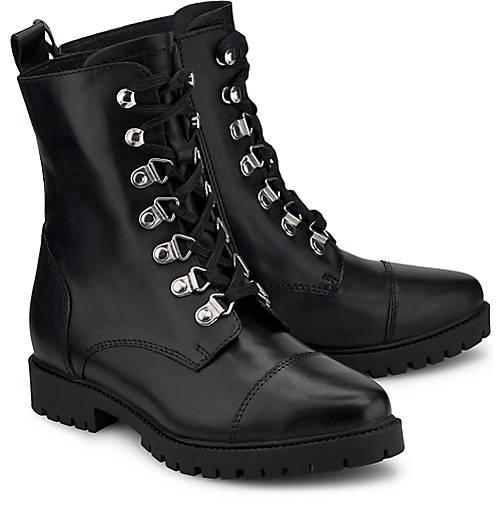 Schnür In Kaufen Cox Schwarz boots Yv6fgIb7ym