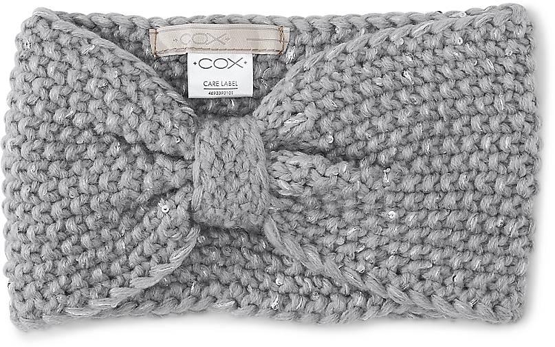 COX Strick-Stirnband