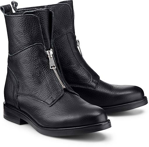 cox stiefeletten schwarz