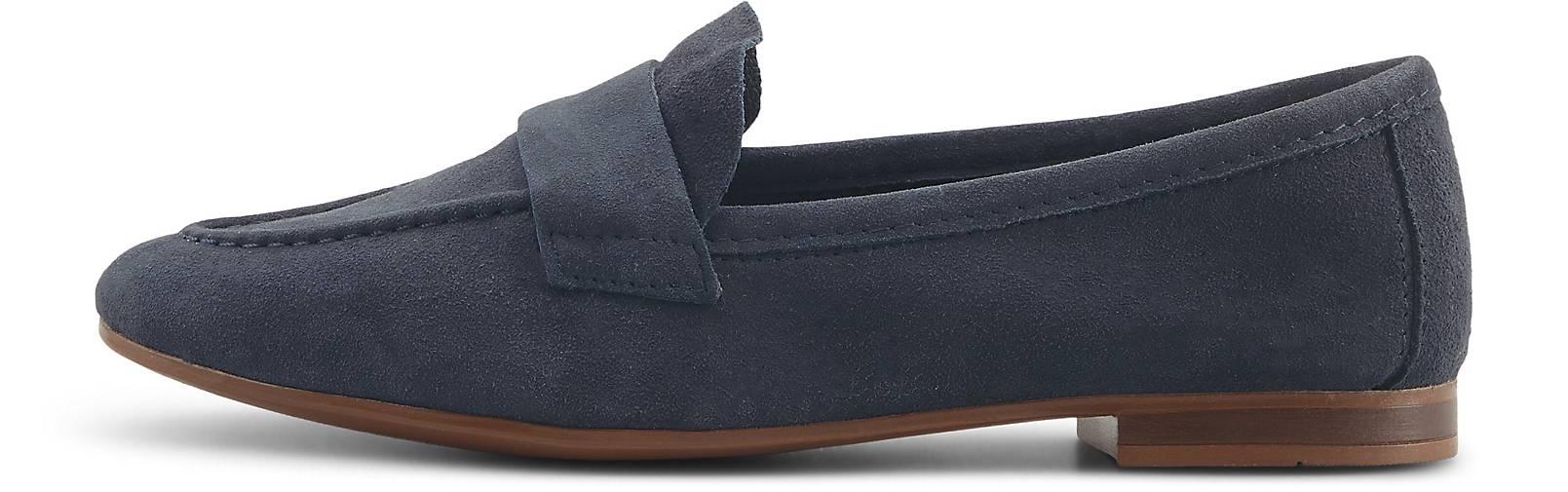 COX Veloursleder-Loafer