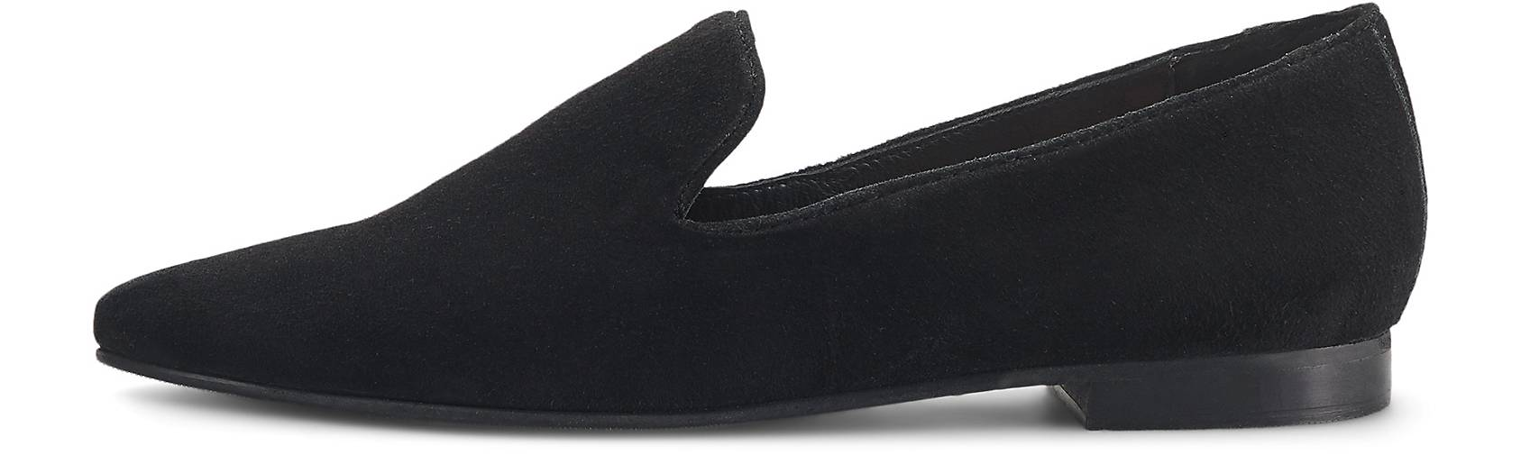 COX Veloursleder-Slipper