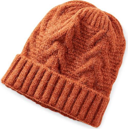 COX Zopfstrick-Mütze
