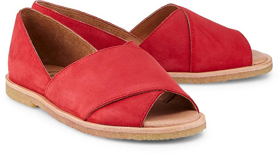 Ca´Shott Leder-Slipper