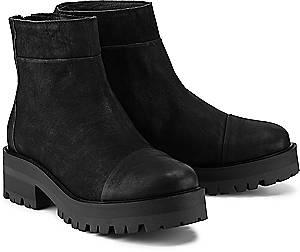 Ca´Shott, Stiefelette in schwarz, Boots für Damen