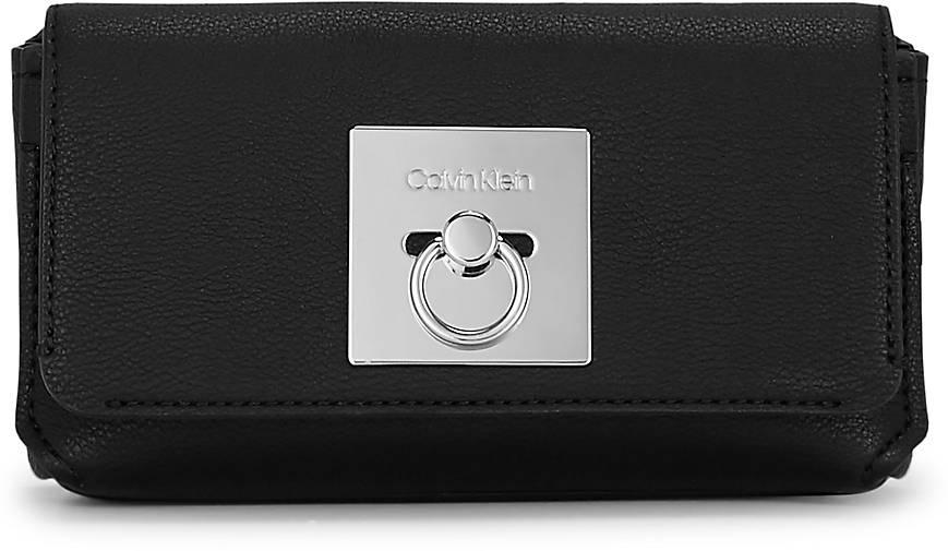 Calvin Klein 2 CM LOCK POUCH BELT