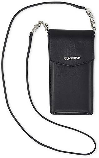 Calvin Klein CHAINED PHONE POUCH
