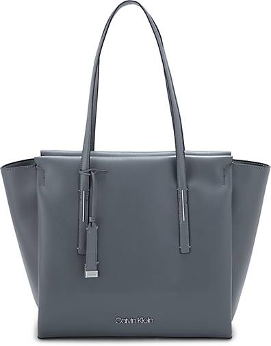 Calvin Klein FRAME LARGE SHOPPER