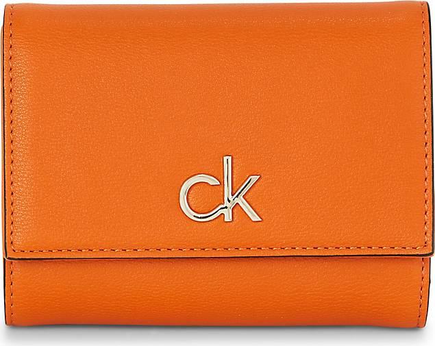 Calvin Klein Geldbörse TRIFOLD MD
